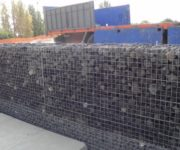 Murs de contenció amb gabions (Comercial Lebrero) Can Rigal 4